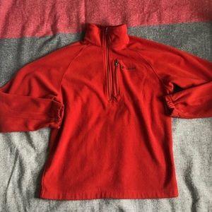 Columbia Zip Pullover